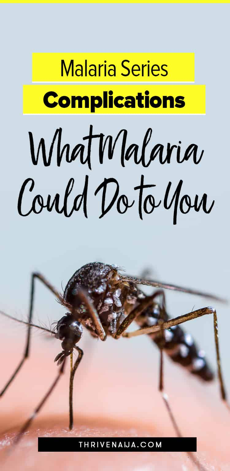 malaria complications