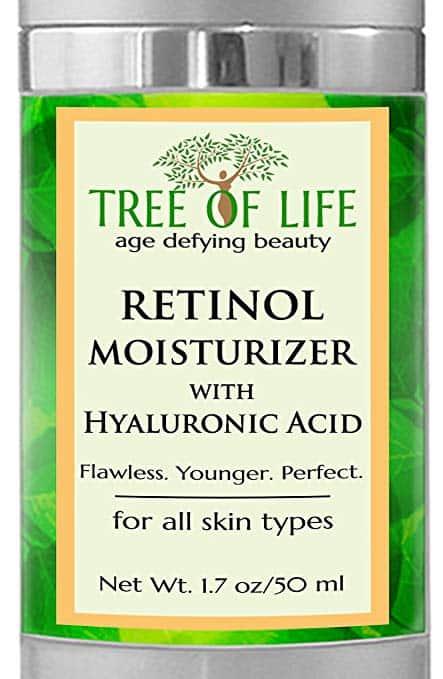 ToLB Retinol Cream Anti Wrinkle Moisturizer