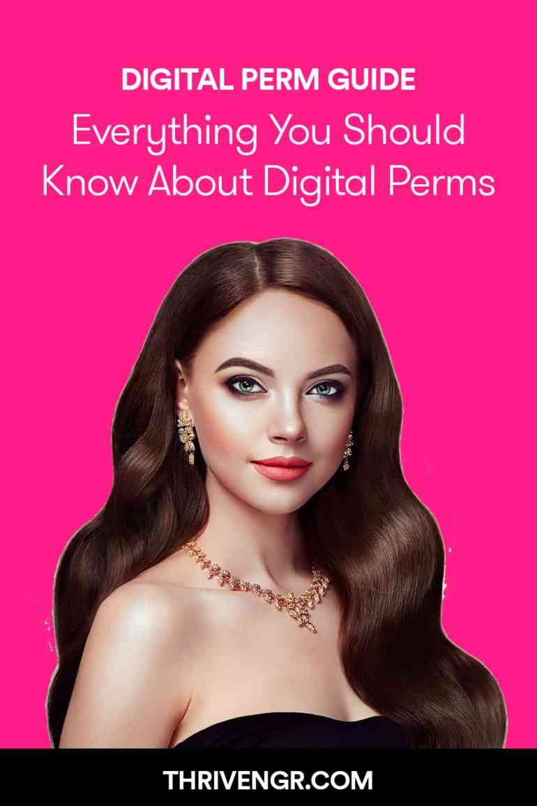 digital perm inspiration