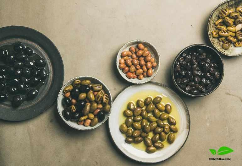 kalamata olive nutrition