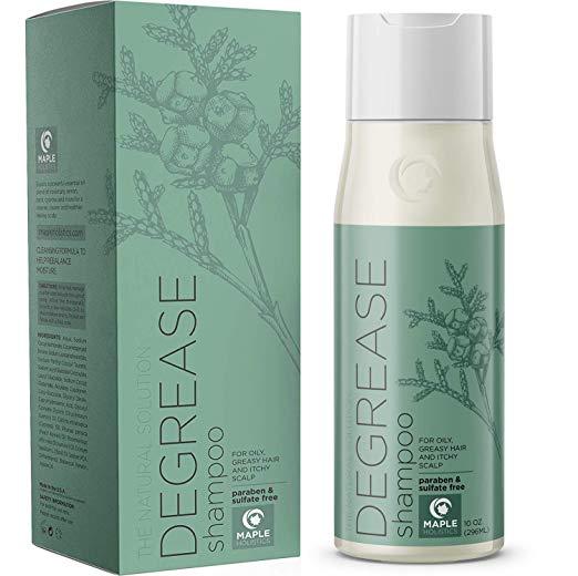 Clarifying Shampoo for Oily Hair and Oily Scalp