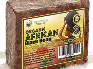 African Black Soap 1lb Bar