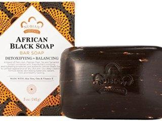 Nubian Heritage African Black Soap