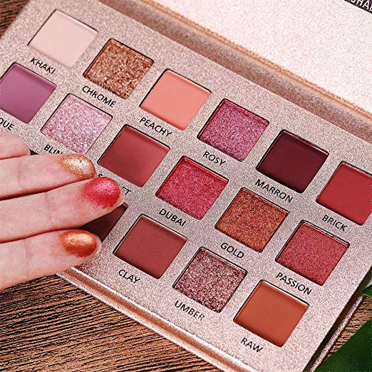 Professional The New Nude Palette