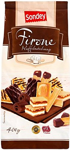 Sondey waffle mix