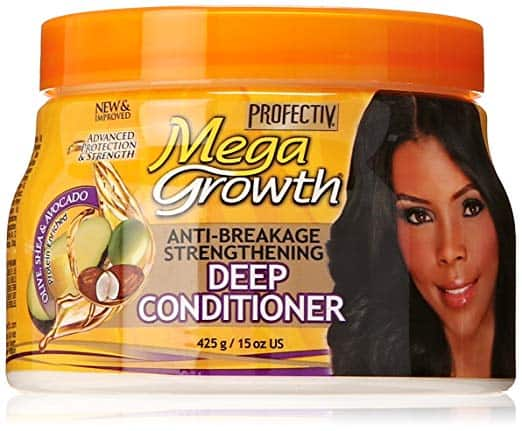 Mega Growth Anti-Breakage Strengthening Best Deep Conditioners