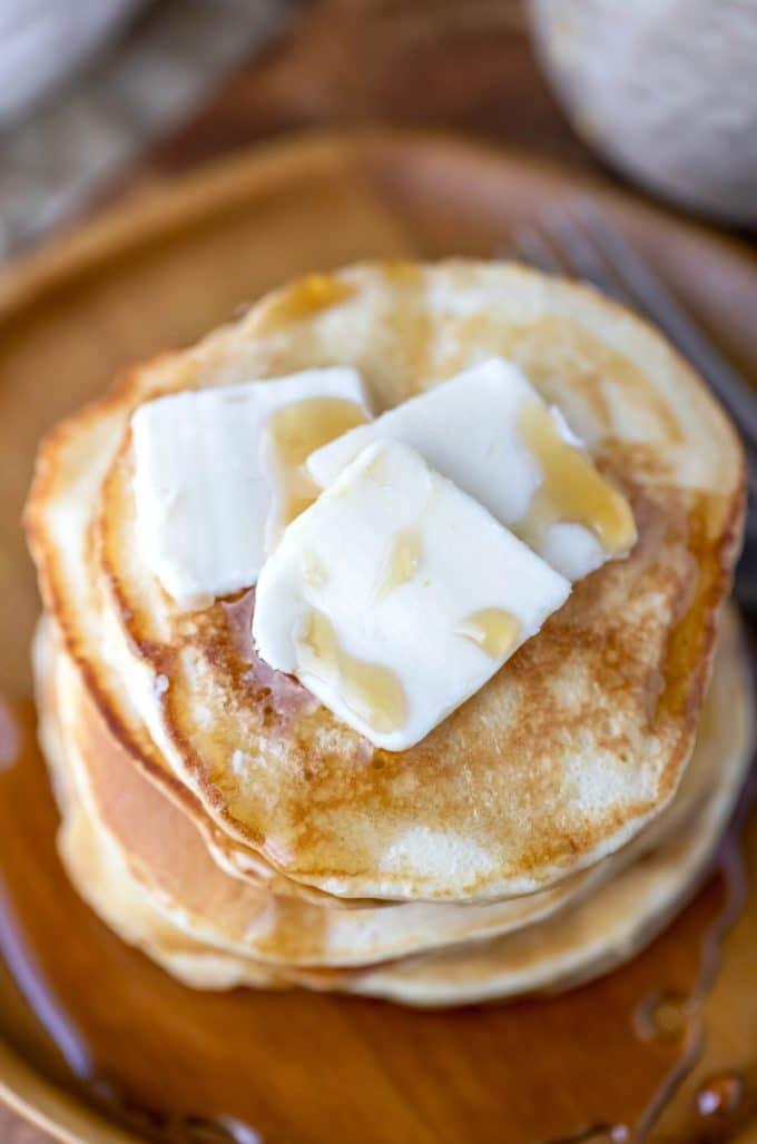 Sour Cream Pancake Recipe