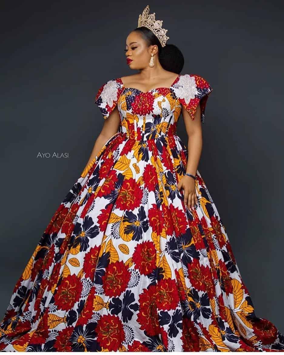 2b7a00c9572 47 Latest Ankara Style Designs For 2019 (Updated) | Thrive Naija