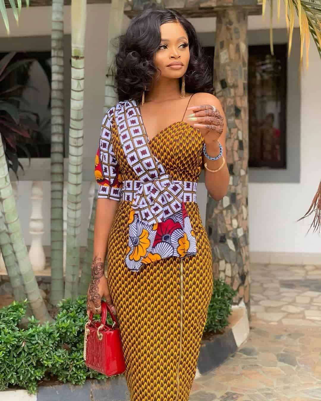 Top 20 Latest Ankara Styles Designs 2019: 50 Latest Ankara Style Designs For 2019 (Updated)