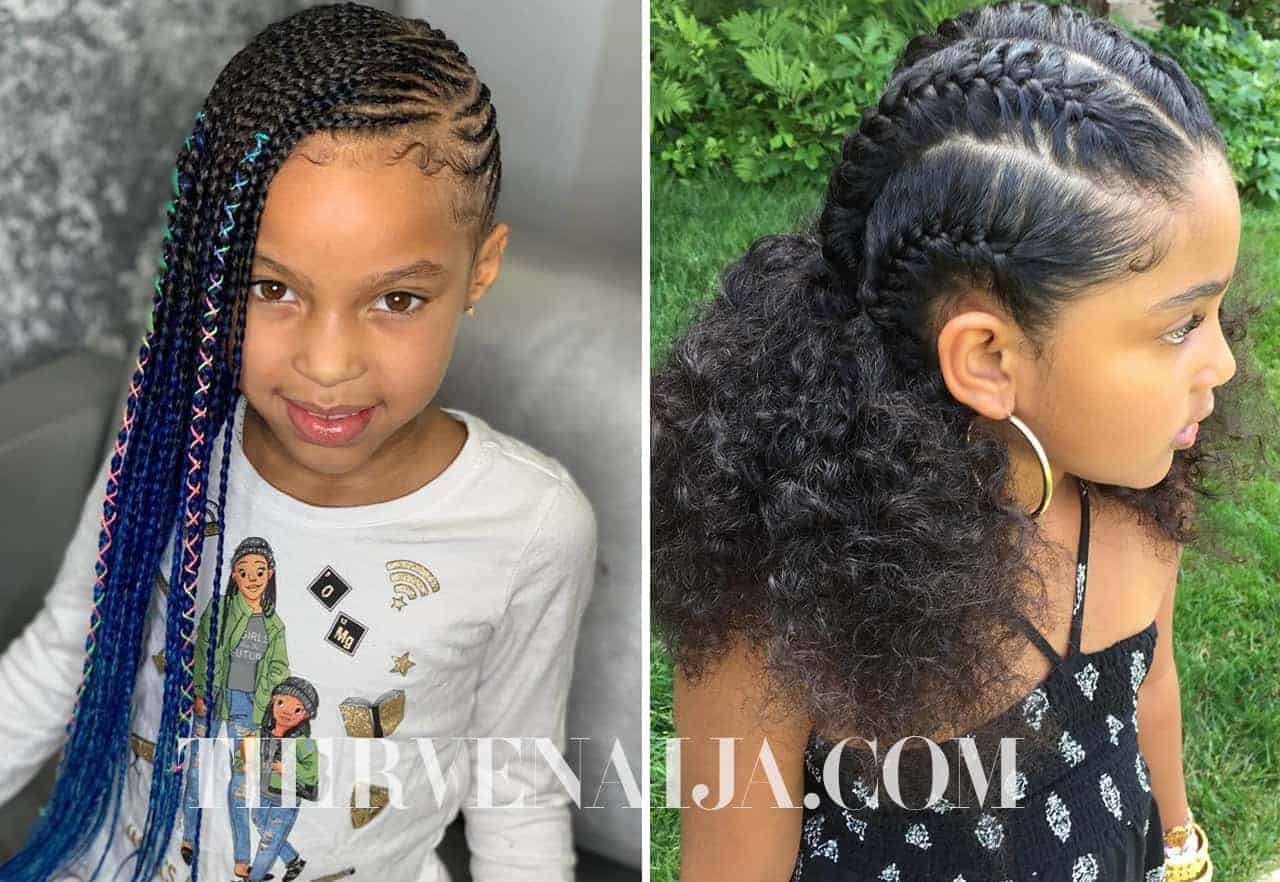 21 braid hairstyles for little girls that will make you say