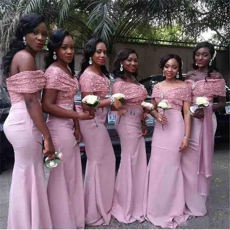 Bridesmaids styles