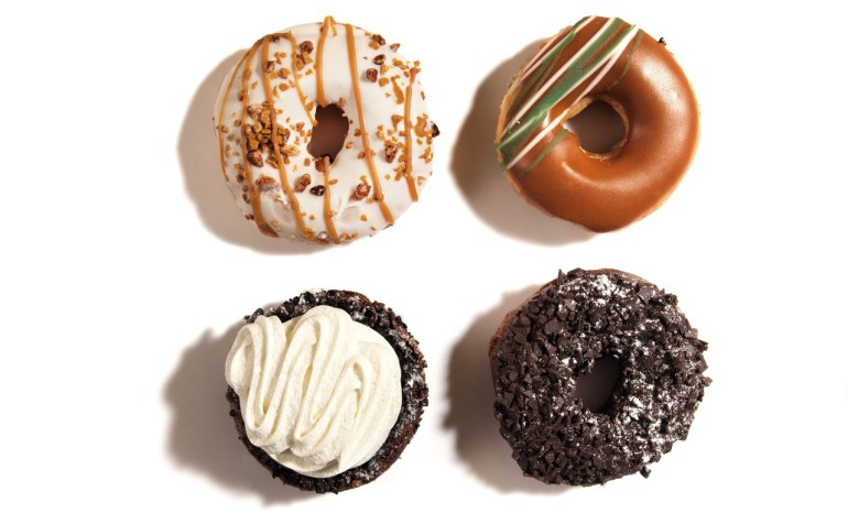 Don't eat a lot of sugary foods and sugar-sweetened drinks