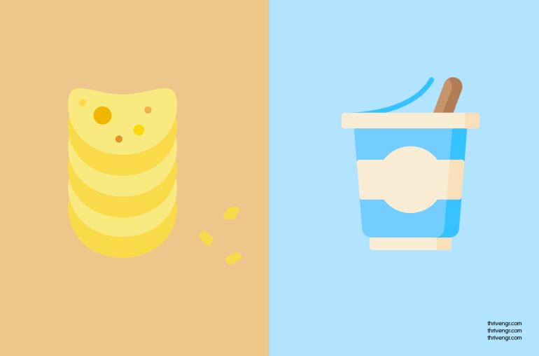 Sweet Potatoes + Greek Yogurt
