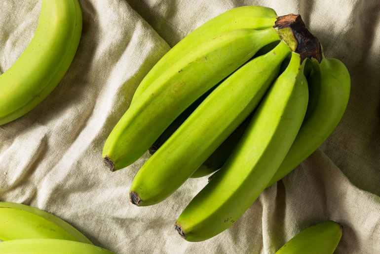 Benefits of Eating Unripe Plantains