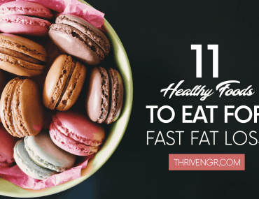 healthy foods to eat for fast fat loss
