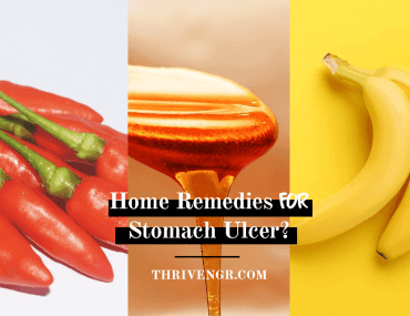 home remedies for stomach ulcer