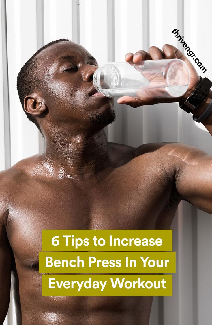 Increase bench press close grip