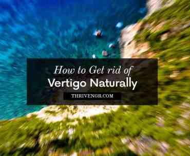 how to treat vertigo, how to get rid of veertigo