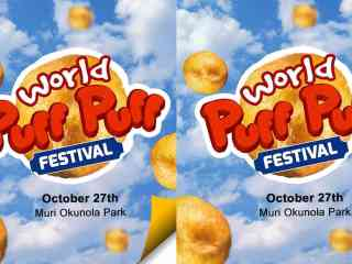 World Puff Puff Day Holds In Lagos: All We Know (Win Free Tickets)
