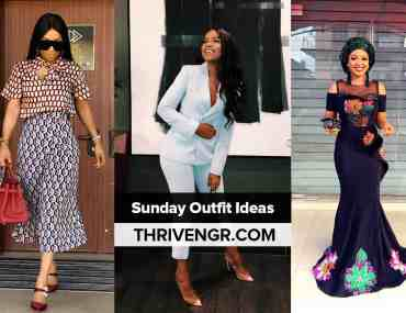 sunday outfit ideas
