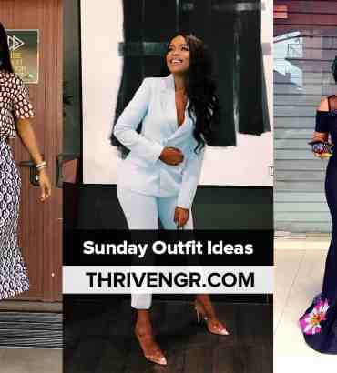 10 Simple Sunday Outfit Ideas To Inspire You