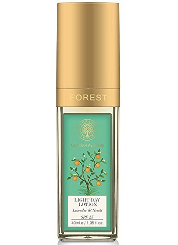 Forest essential light day lotion lavender and neroli