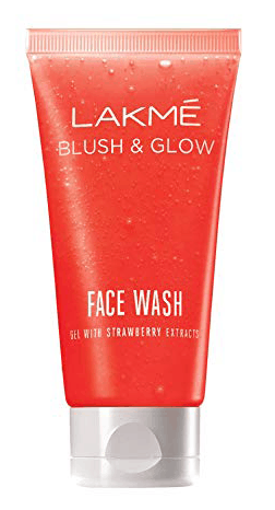 Lakme clean up face wash