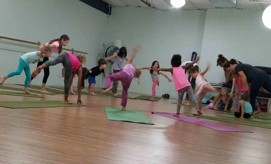 Yoga for Kids: A Magical Combination