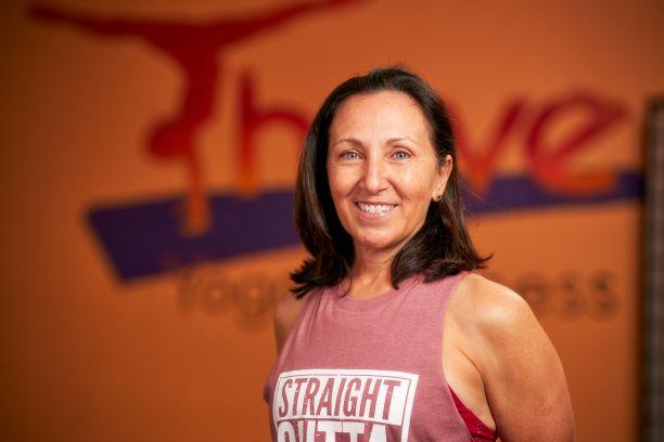 Angela Simone, RYT-200 at Thrive Yoga & Fitness