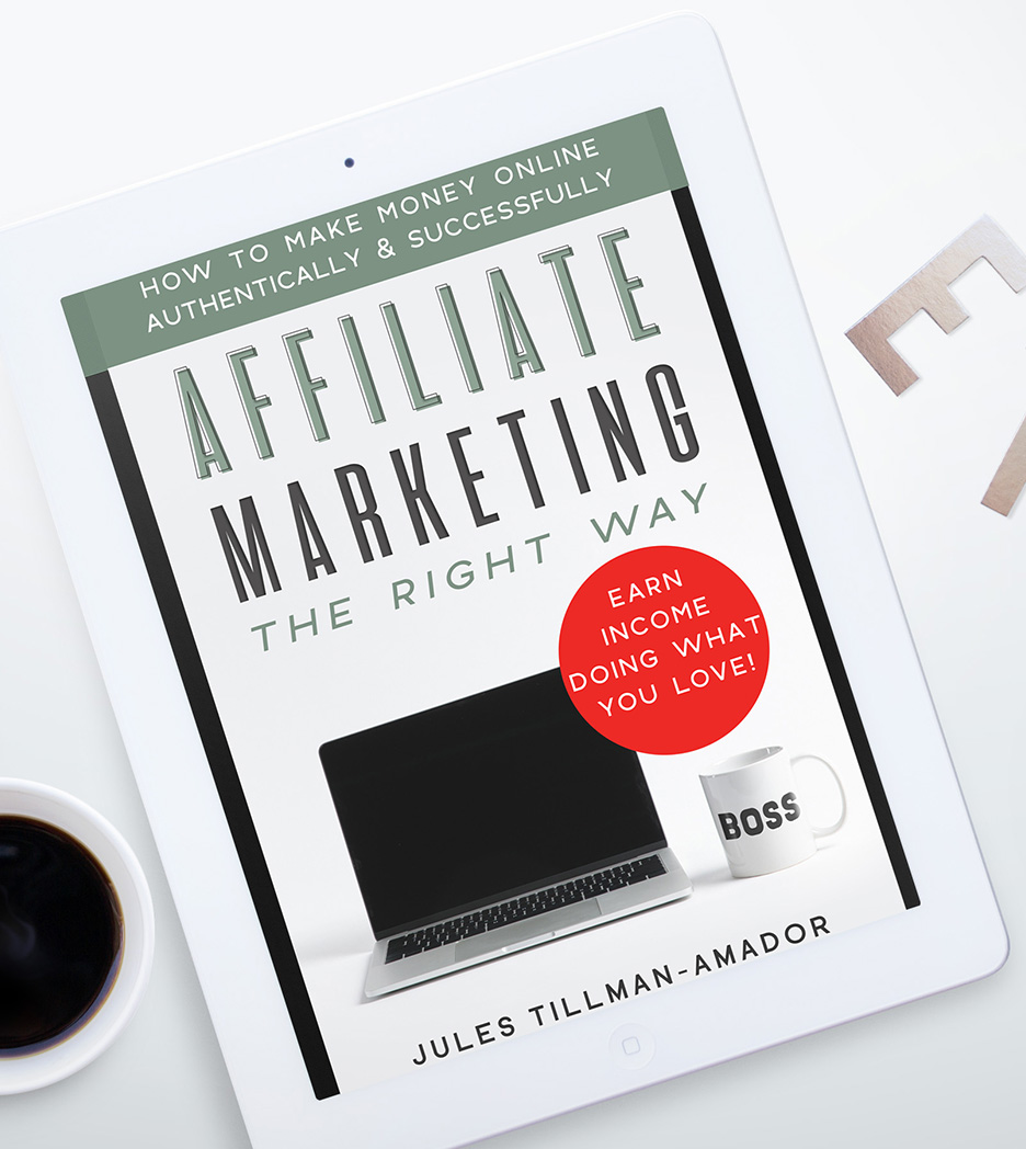 """Do you want to learn how to do affiliate marketing correctly and profitably? No expensive course needed! """"Affiliate Marketing the Right Way: How to Make Money Online Authentically and Successfully"""" THE BOOK (on Kindle, audio and paperback) is here! #thrivingaffiliates"""