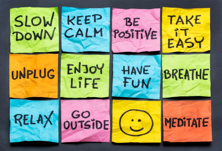 Stay out of overwhelm