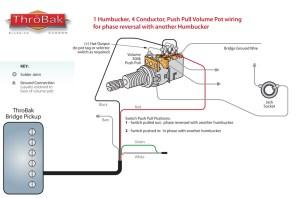 ThroBak PushPull Phase Wiring