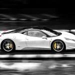 Ferrari 458 Italia Review Test Drive Throttle Blips