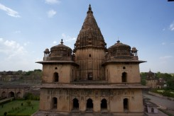 Cenotaphs of Orchha 11