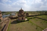 Cenotaphs of Orchha 16