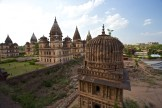 Cenotaphs of Orchha 4