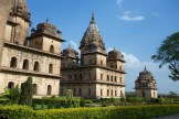Cenotaphs of Orchha 8
