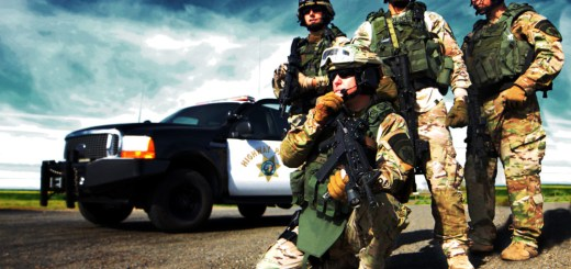 CHP-Swat-Team