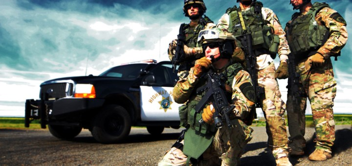 CHP-Swat-Team