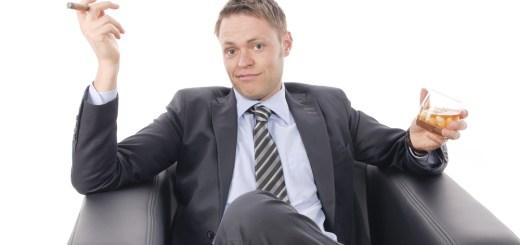business man throwcase generalisation