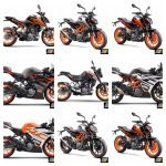 2020 Ktm Bs6 Range Launched Know Details Prices And Delivery Times