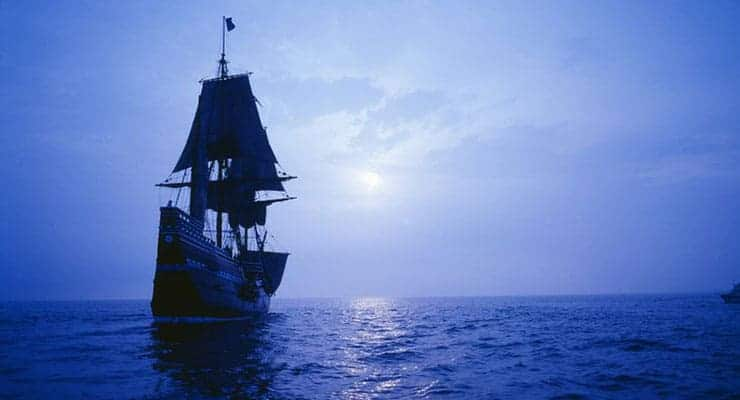 Mayflower - Finding Support for the Journey
