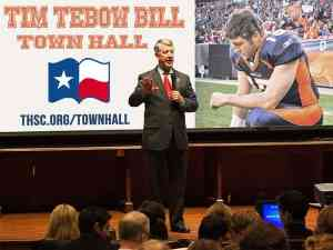 Why Tim Tebow is Great for Texas Home Schoolers: Addressing Concerns with Evidence