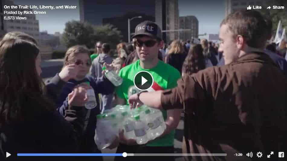 Rick Green video