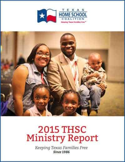 2015 THSC Ministry Report