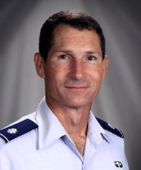 Lt. Col. Les Ball, USAF (Retired)