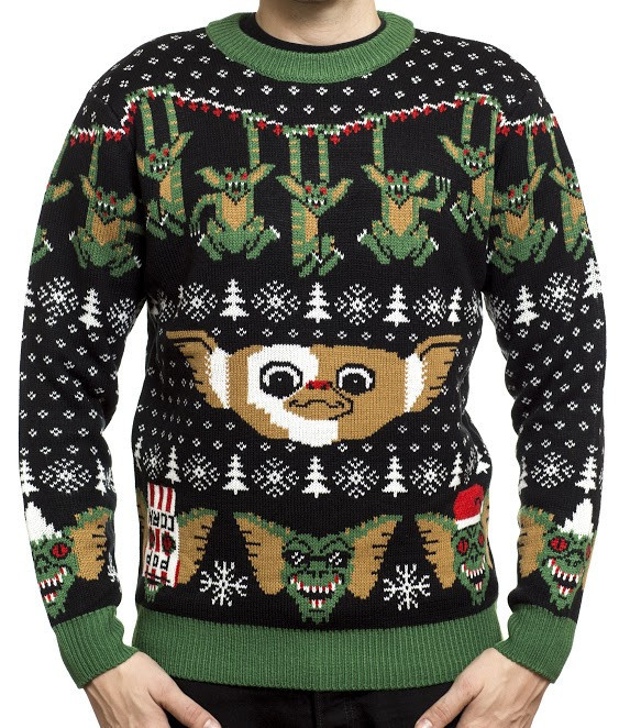 10 Ugly Christmas Sweaters Every Horror Fan Must Have Tom