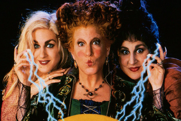 has been a staple family halloween movie loved by so many directed by kenny ortega starring bette midler kathy najimy and sarah jessica parker