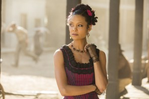 Photo: Thandie Newton (Credit John P. Johnson/HBO)