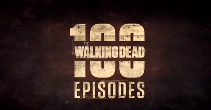 The Walking Dead Season 8 - 100 Episodes